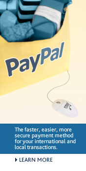 Sign up for PayPal and start accepting credit card payments instantly